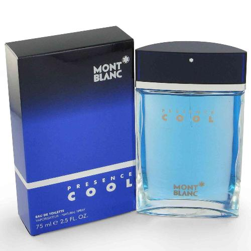 PRESENCE COOL EDT 75ml