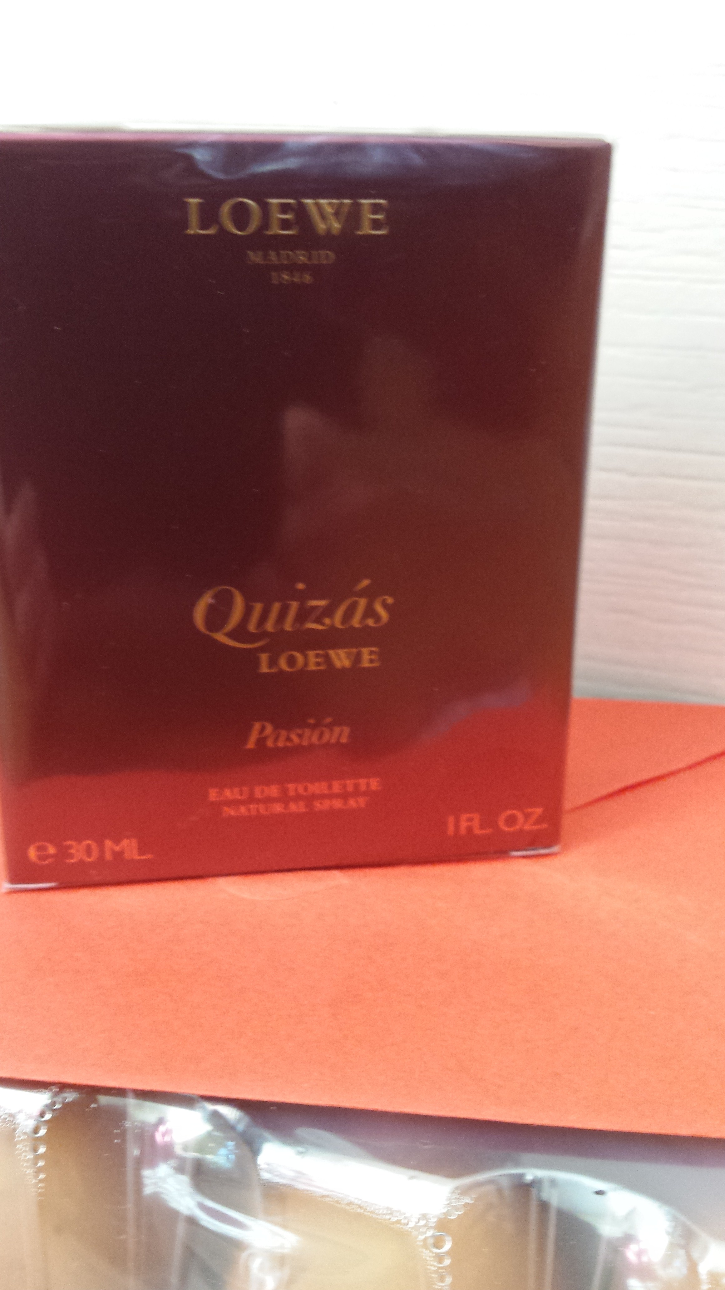 QUIZAS PASION EDt 30ml
